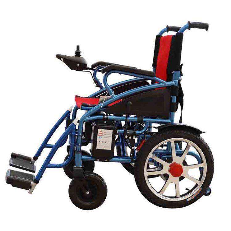 lightweight electric power wheelchair