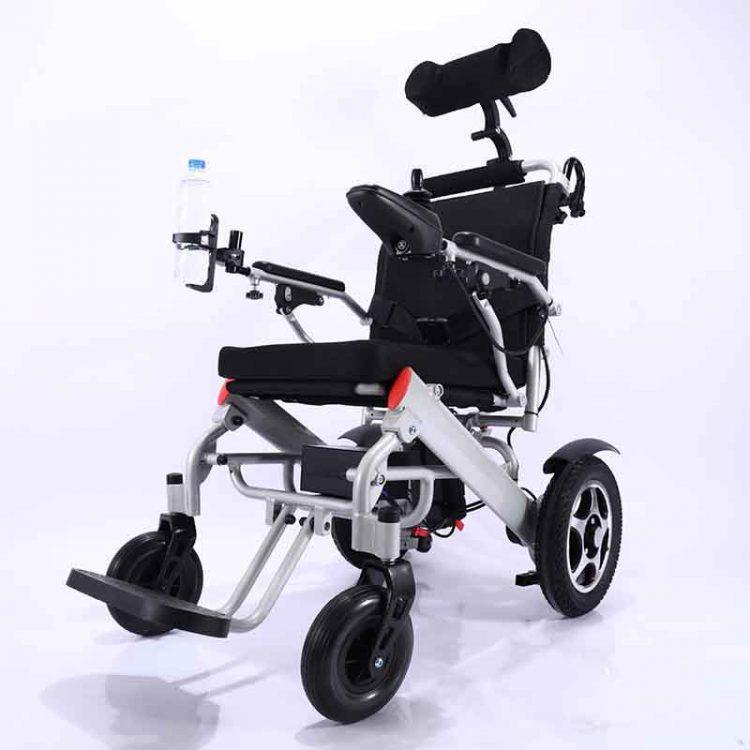 portable electric wheelchair