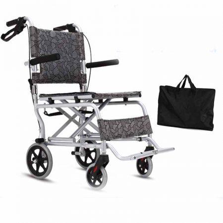 Super cheap manual folding wheelchair