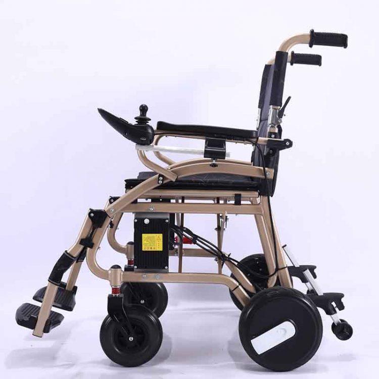 lightweight power electric wheelchair
