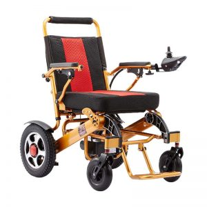 Wholesale Folding Power Wheelchair With Factory Price