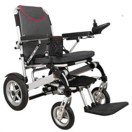 Aluminum Lightweight Motorized Wheelchair