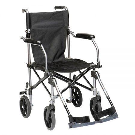 8-Inch Wheels Portable Transfer Manual Wheelc
