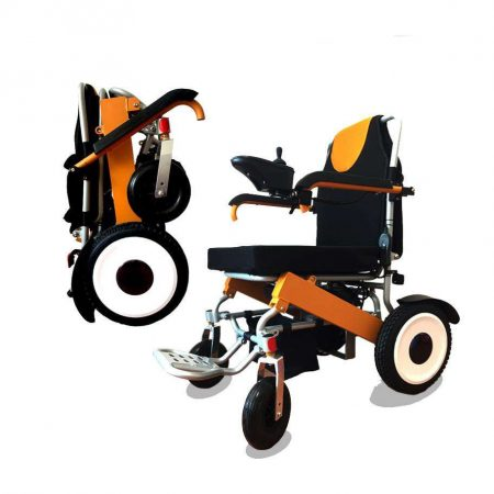 foldable lightweight electric wheelchairs manufacturer in China