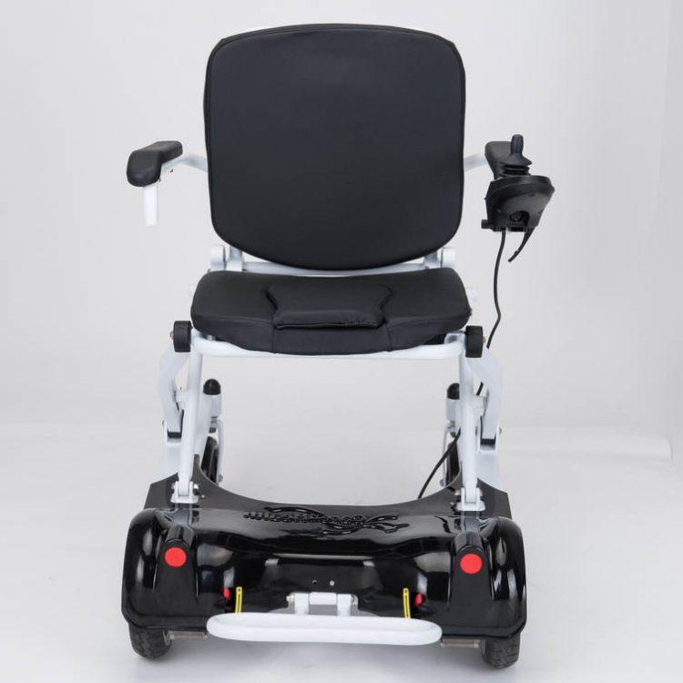 Aluminum Alloy Frame Electric Wheelchair