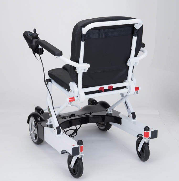 Foldable and Portable Electric Power Wheelchair With Best Price