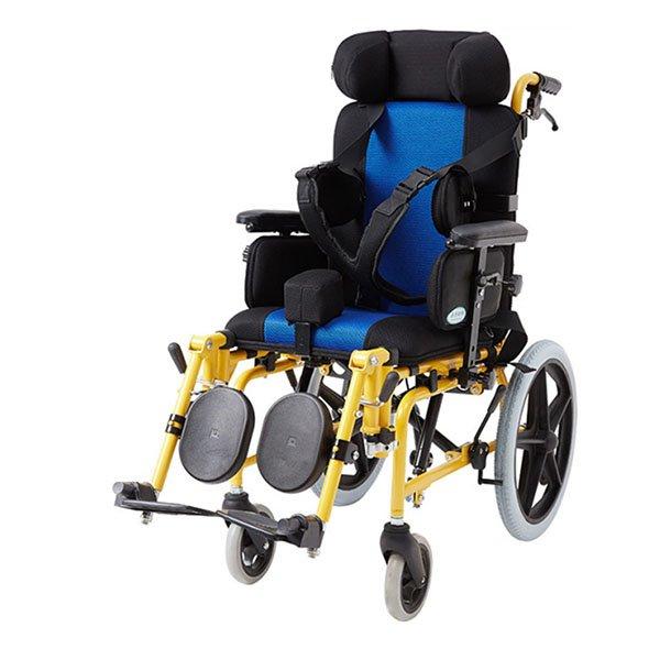 Pediatric Hydraulic Wheelchair For Kids