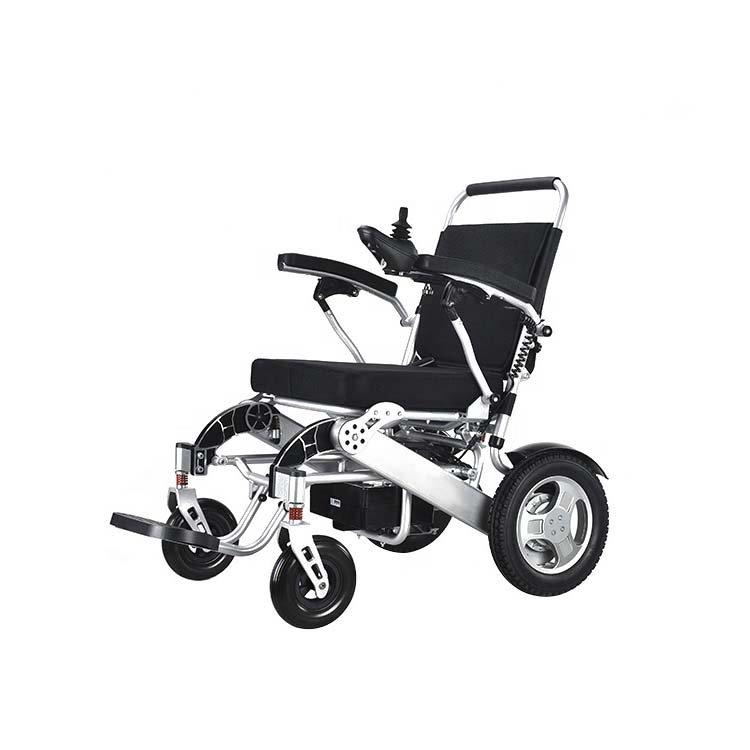 28 kg electric aluminium wheelchair