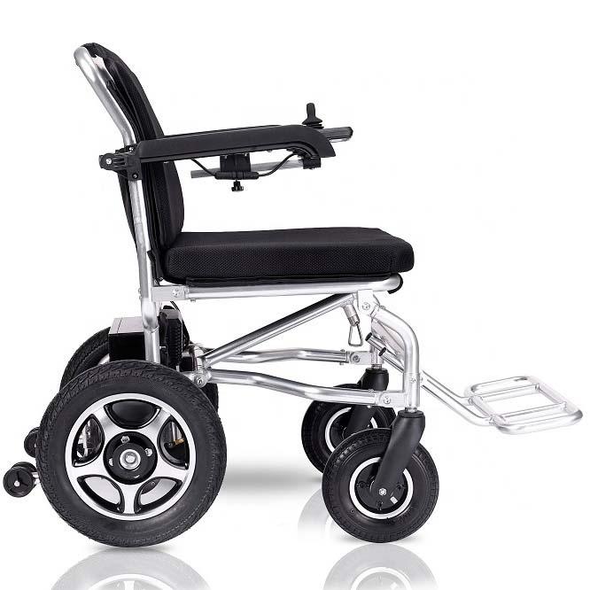lightweight mini portable electric wheelchair