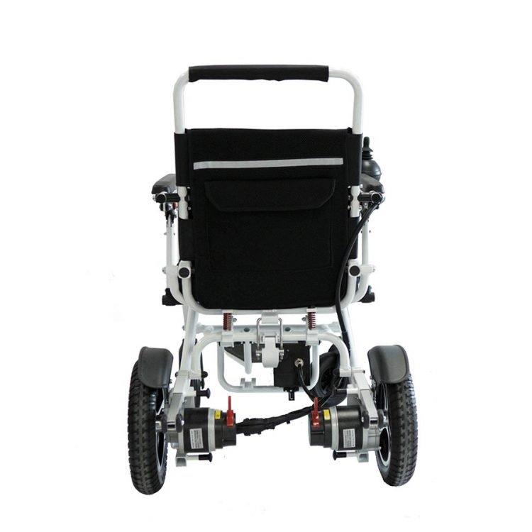 Net weight 23kgs folding electric wheelchair manufacturer