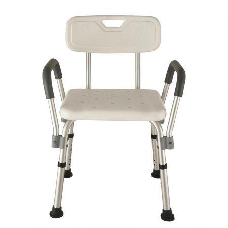 Satcon medical bath chair with arm rest